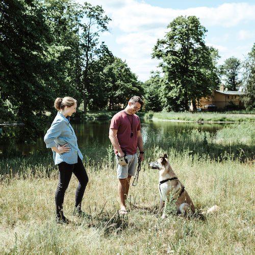 Trainerin für Menschen mit Hund Christin Lange 02